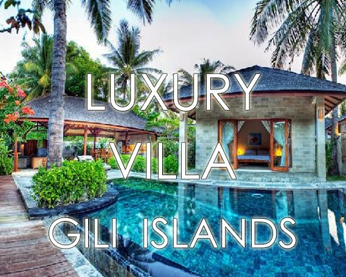 Gili Islands Hotels Villas Price List